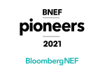 Pyrowave among the 12 winners of the 2021 BNEF Pioneers