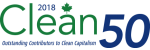 Nominated in the Global Cleantech 50 Ones to Watch List