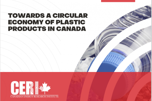 2021 CERI's Report: Towards a Circular Economy of Plastic Products in Canada