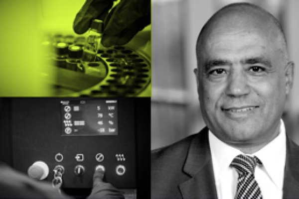 The 4th industrial revolution according to Pr Jamal Chaouki