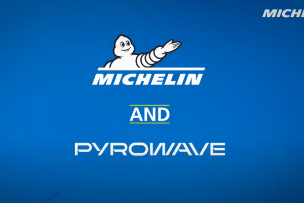 Pyrowave and Michelin join their forces to accelerate time-to-market for the Pyrowave technology!