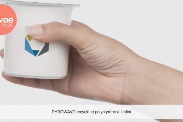 Pyrowave among Novae's 20 impactful innovations of 2020