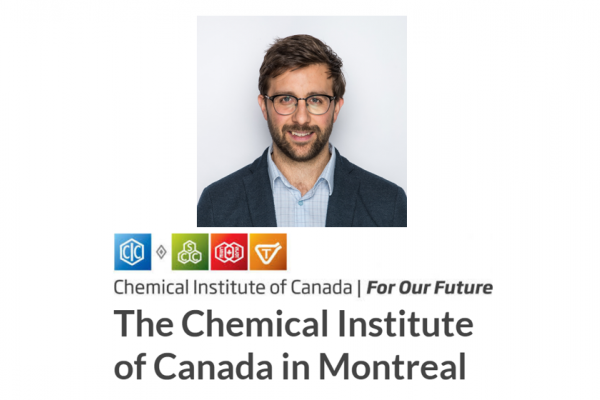 One of Our Innovation PhDs panelist at the Chemical Institute of Canada in Montreal
