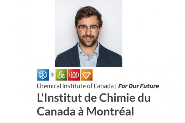 L'un de nos Ph. D. en innovation au panel de l'Institut de Chimie du Canada à Montréal