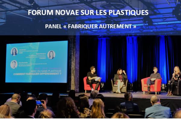 Pyrowave au Forum Novae sur les plastiques