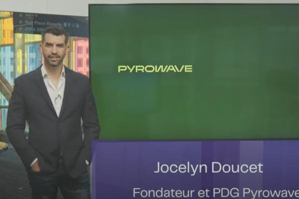Pyrowave au forum stratégique de la Chambre de commerce du Montréal métropolitain