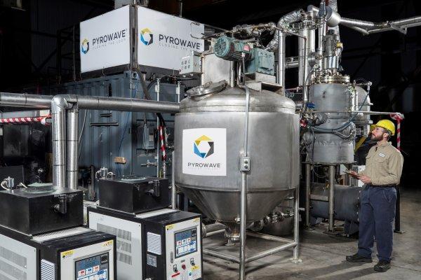 Pyrowave complète son financement de Série B et s'associe à Michelin et Sofinnova Partners