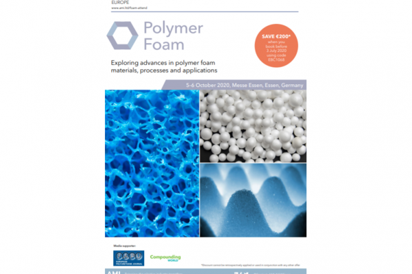 Pyrowave at the Polymer Foam Conference in Germany in October